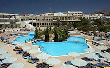Foto Hotel Miraluna Kiotari Resort in Kiotari ( Rhodos)